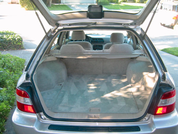 1997 Honda Accord EX Wagon